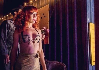 Kelly Ann Doll _ Sydney Burlesque _ CaputMundi