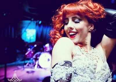 Sydney Australia Burlesque Artist Dancer Kelly Ann Doll