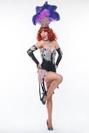 Sydney Australia Burlesque Dancer Kelly Ann Doll