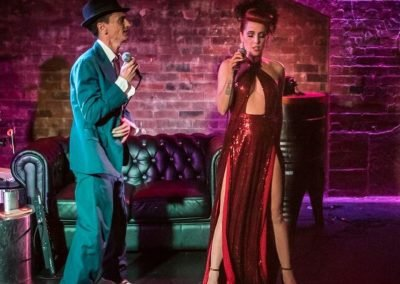 Sydney Australia Cabaret Artists Kelly Ann Doll & Michael Wheatley