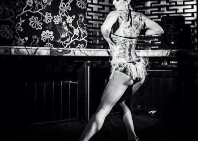 Sydney Australia Burlesque Dancer Kelly Ann Doll