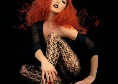 Sydney Burlesque Dancer Artist Kelly Ann Doll