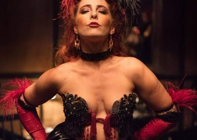 Sydney Australia Burlesque Dancers Kelly Ann Doll