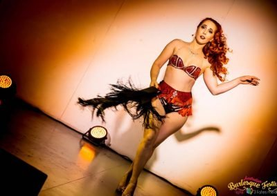 Sydney Burlesque Dancer Kelly Ann Doll